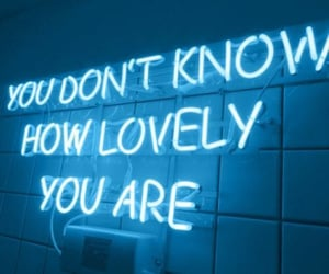 You dont know how lovely you are (the scientists)