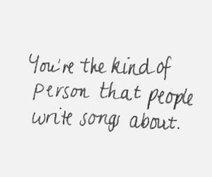 song, love, and quotes image