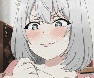 anime, anime girl, and icons image
