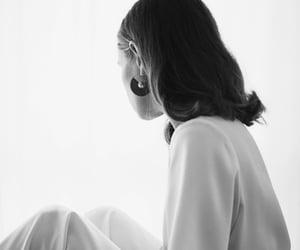 blackandwhite, fashion, and minimal image