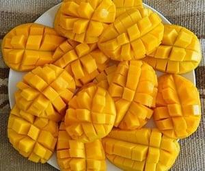 fruit, mango, and healthy image