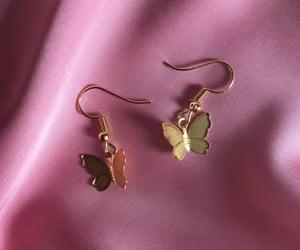 butterfly earrings image