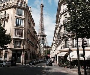 paris, buildings, and city image