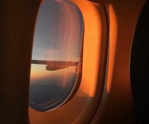 orange and sky image