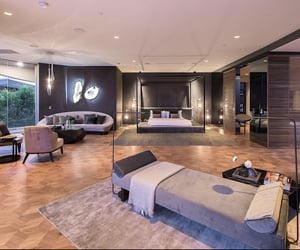 bedroom, goals, and home image