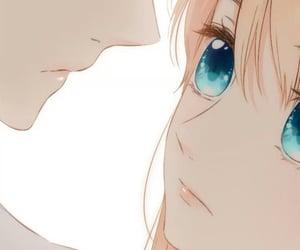 couple, manga, and cute image