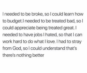 broke, god, and irony image