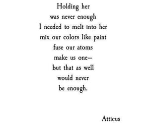 atticus, deep, and emotional image