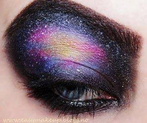 awesome, eyeshadow, and makeup image