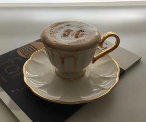 chocolate, vintage, and cofee image