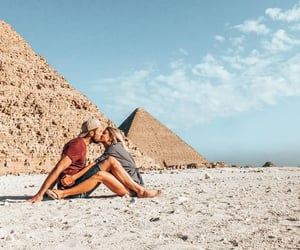 egypt, tourist road trip, and vacation traveling blog image