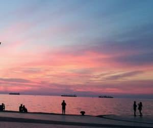 beautiful, sea, and slovenia image