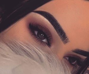 eyes, fashion, and woman girl image
