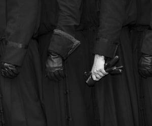 dark, voldemort, and dementor image