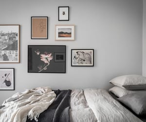 home decorating, interior, and studio apartment image