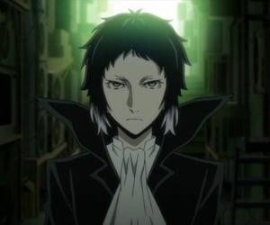 anime, ryunosuke, and bungo stray dogs image