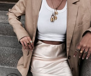 fashion, classy, and style image