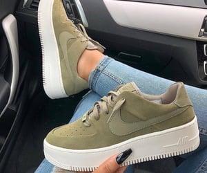 shoes, nike, and fashion image