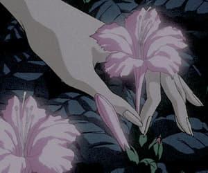 90s, flower, and kawaii image