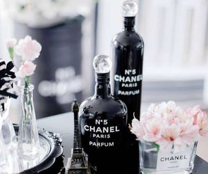 chanel, table, and light luxury image