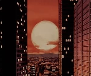 anime, art, and sun image