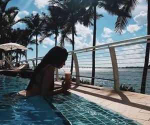 summer, luxury, and sun image