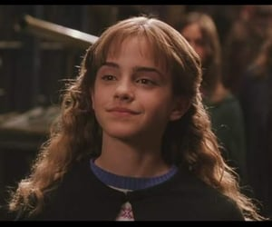 harry potter, emma watson, and gryffindor image