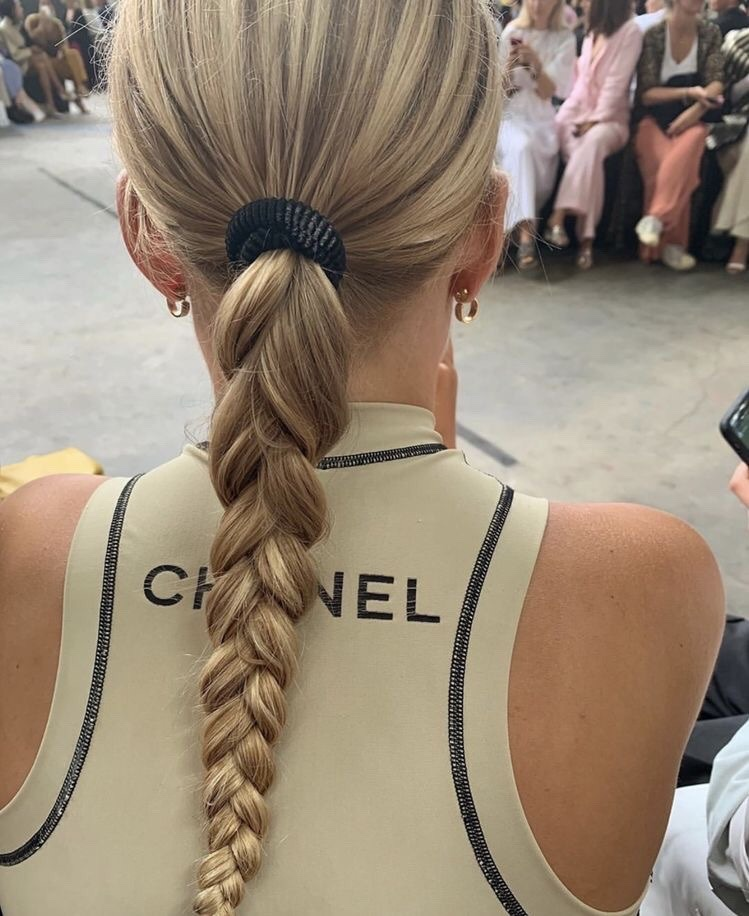 chanel, hair, and fashion image