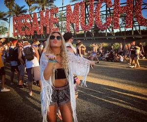coachella and lele pons image