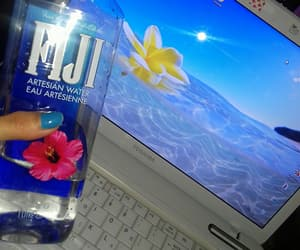 fiji, summer, and tropic image