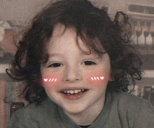 finn wolfhard, baby, and stranger things image