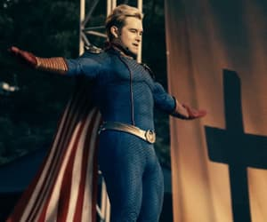 gif, the homelander, and serie image