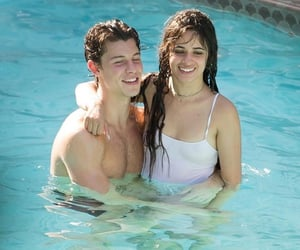camilacabello, shawnmendes, and shawmila image