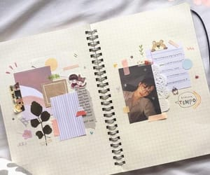 journal, bulletjournal, and kpop image