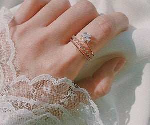 aesthetic, ring, and diamond image