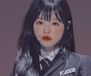asian girl, edit, and icon image