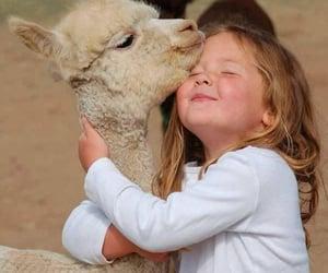 animal and kids image