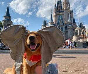puppy, dog, and disney image