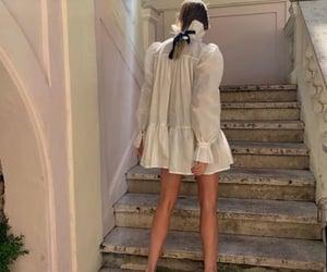 angel, heaven, and short dress image