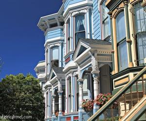 architecture, beach, and california image