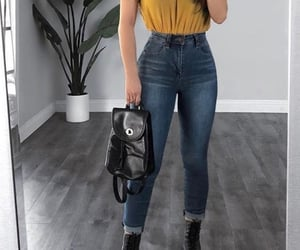 casual, fashion, and casual look image