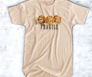 fragile angels t-shirt image