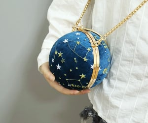 accessories, constellations, and cosmic image