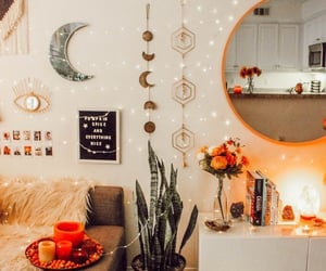 aesthetic, decor, and indie image