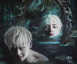 bts, kim taehyung, and kpop image