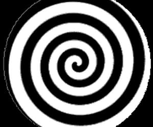 circle, spiral, and swirl image