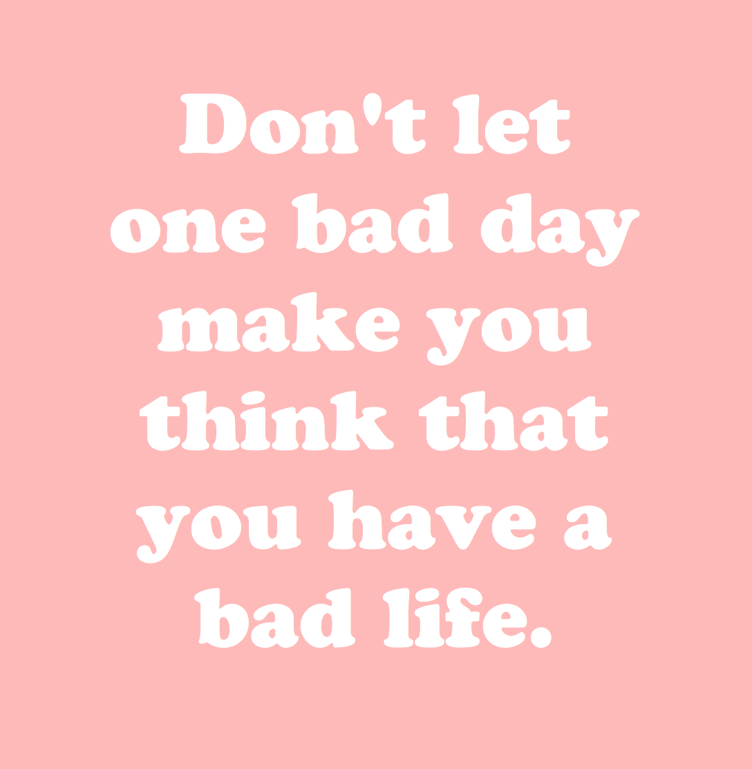 bad day, mental illness, and happiness image