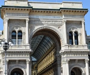 architecture, beautyfull, and milan image