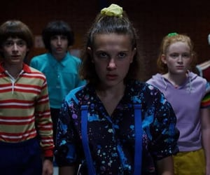 eleven, ❤, and strangerthings image