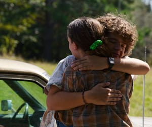 cutie pie, dustin, and eleven image
